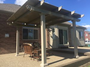 Why You Should Install A Louvered Patio Cover Instead Of A Traditional Patio  Cover