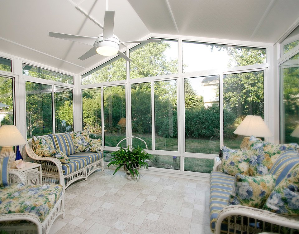 Sunrooms Custom Sunroom Additions