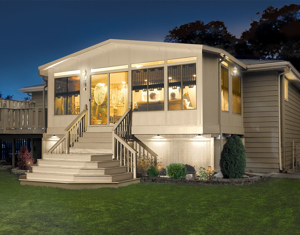 Full service or do it yourself installations - Types sunrooms advantages ...
