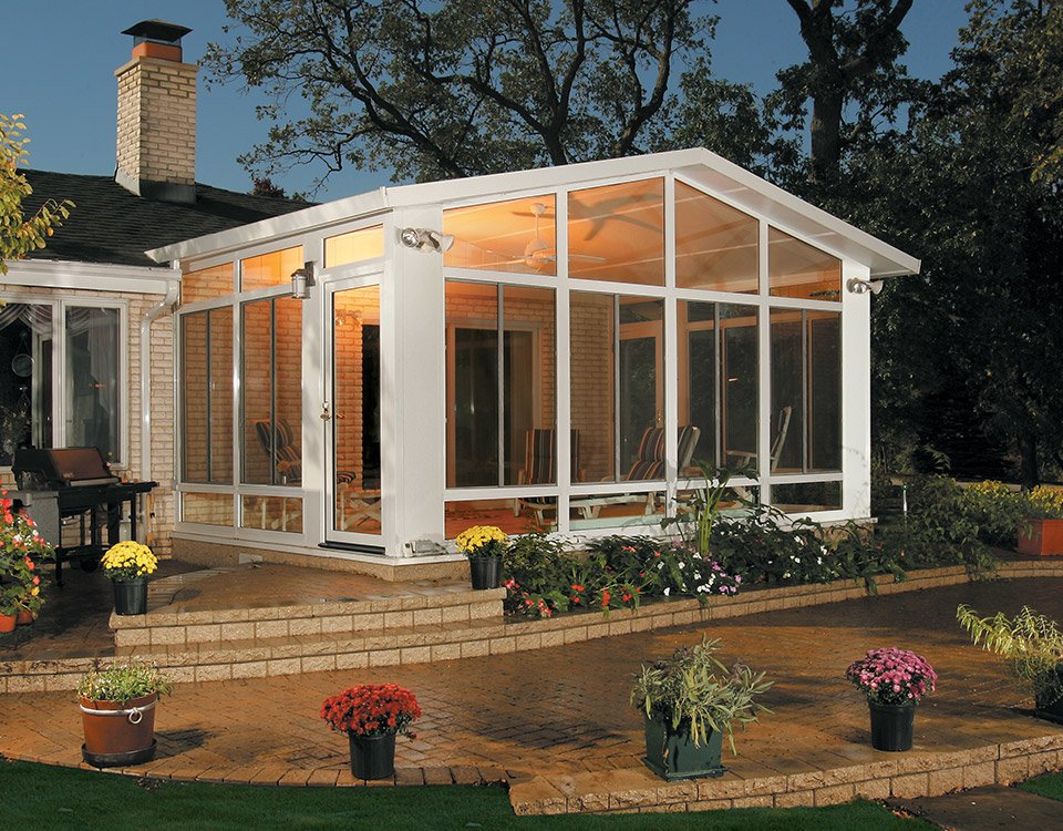 If so, they can provide a free, on-the-spot custom sunroom design and price  quote!